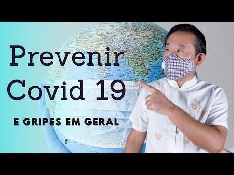 Como prevenir coronavirus covid-19 e gripe em geral