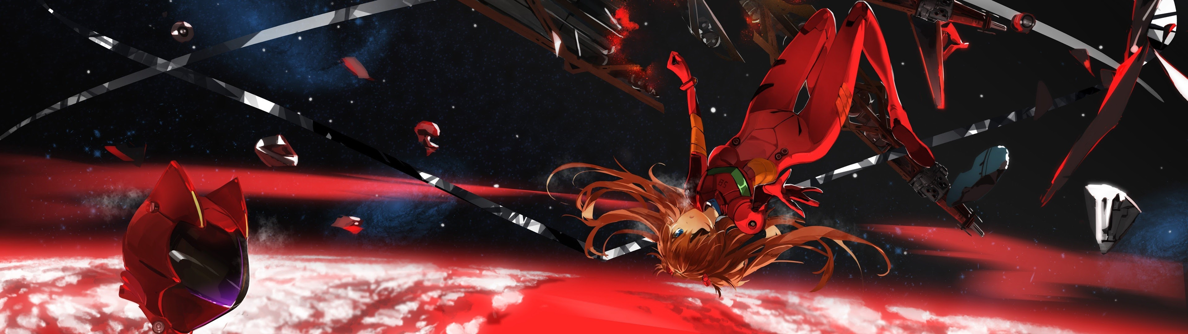 Anime Dual Monitor Wallpaper 46 Images