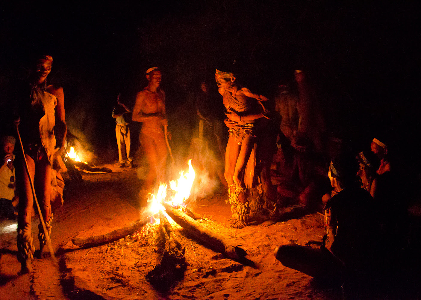 iroquois and african bushmen The bradshaw foundation presents a brief background to the san busman culture of southern africa  bushmen, are one of the  african rock art archive.