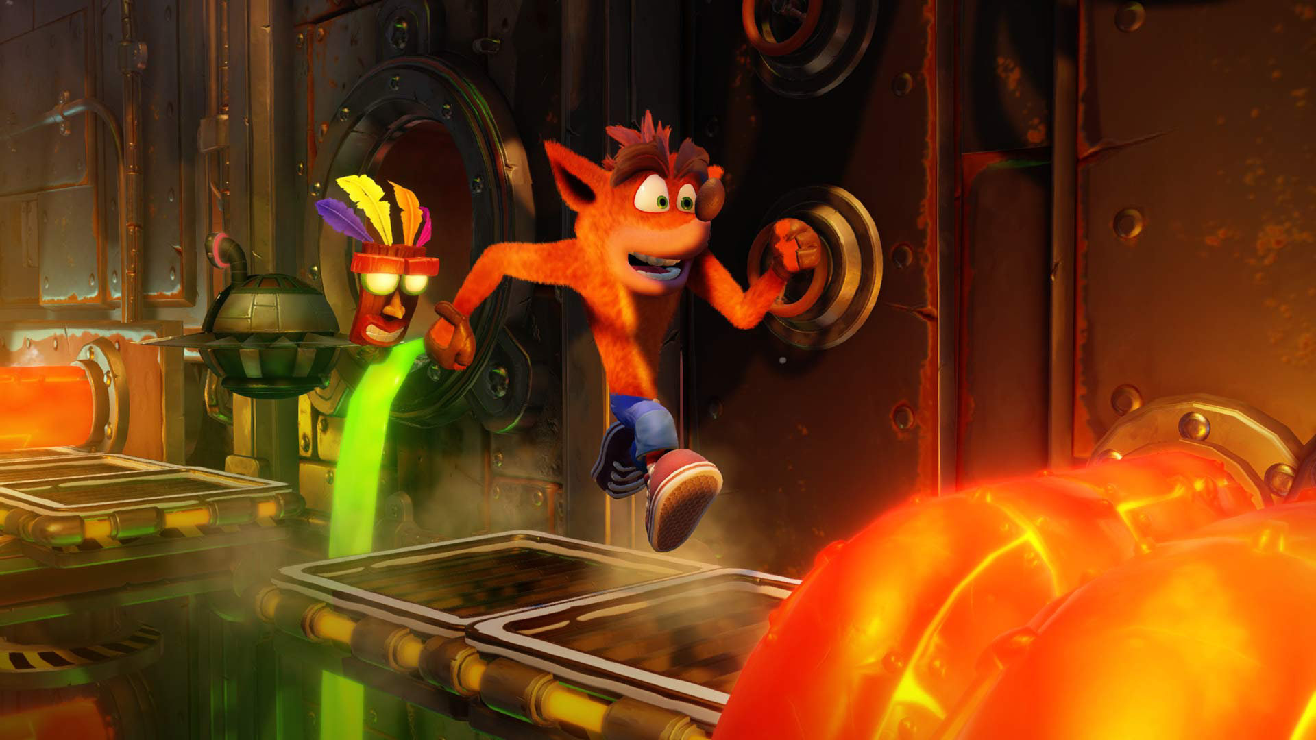 Review: Crash Bandicoot N. Sane Trilogy screenshot