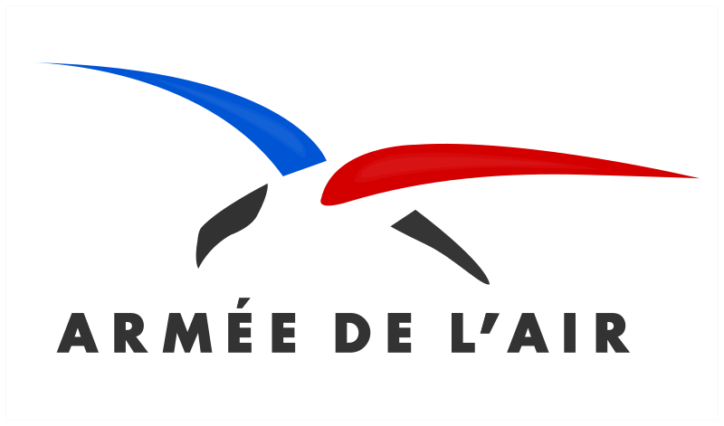 File:Logo of the French Air Force (Armee de l'Air).svg