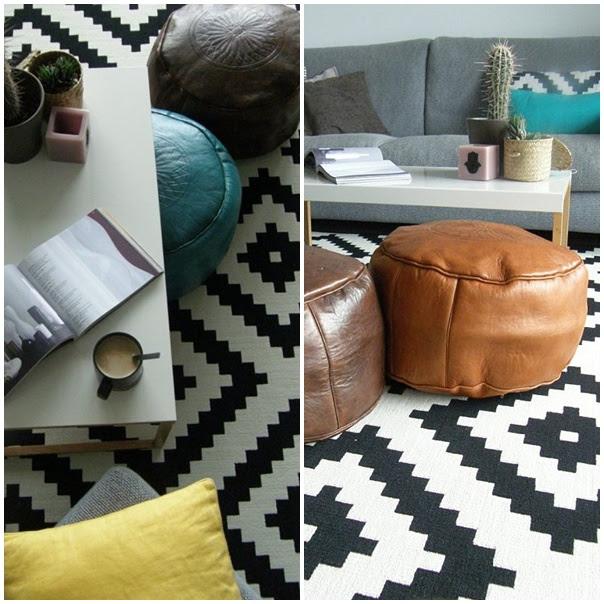 La alfombra IKEA de las bloggers: LAPPLJUNG RUTA