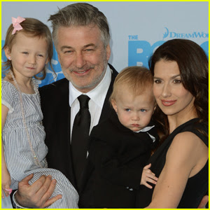 Alec & Hilaria Baldwin Renew Their Vows During Intimate Ceremony