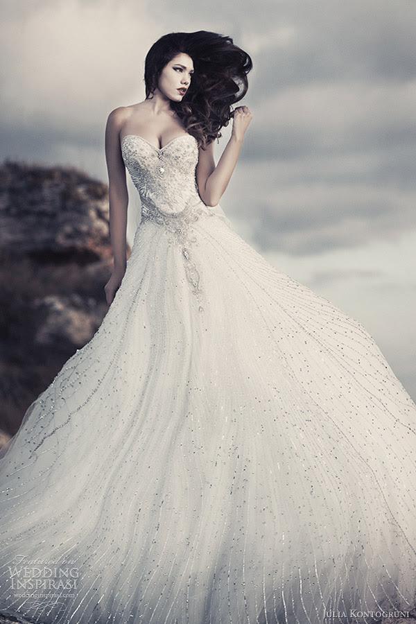 Designer Wedding Dresses 2014