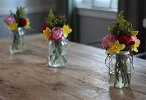 13 DIY Adorable Flowers Arrangements For Your Home