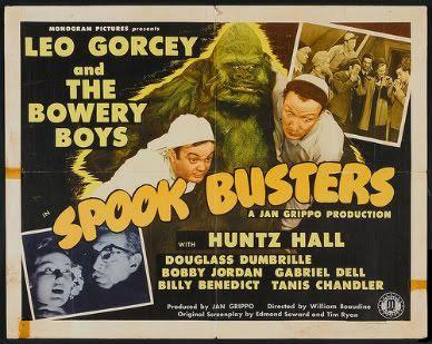 Bowery Boys Leo Gorcey Huntz Hall