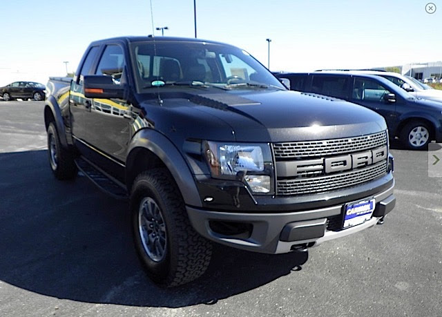 RAPTOR REPORT Need a Raptor? Buy a Used One! - Ford-Trucks.com