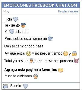 Como Poner Un Emoticon Corazon Azul En Facebook