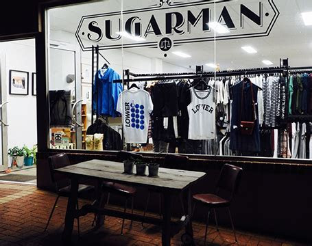 Sugarman Clothing Margaret River styling men and women