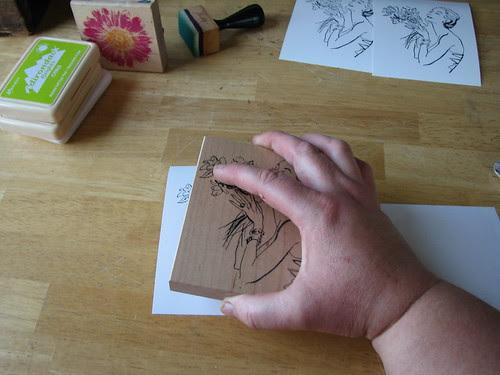 Aura Stamping Technique002