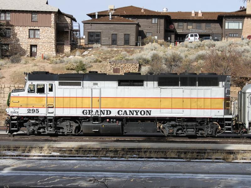 Grand Canyon engine 295