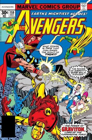 Avengers Vol 1 159