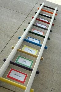 Action Based Learning Lab- Learning Ladder May I can create one of ...