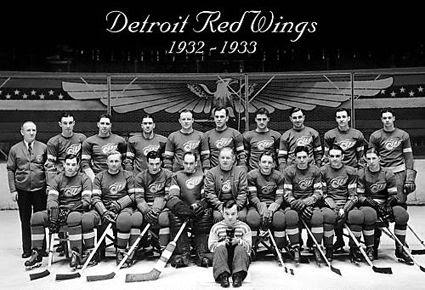 1932-33 Detroit Red Wings