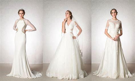 Rania Hatoum   elegant, unique wedding gowns from a Hong