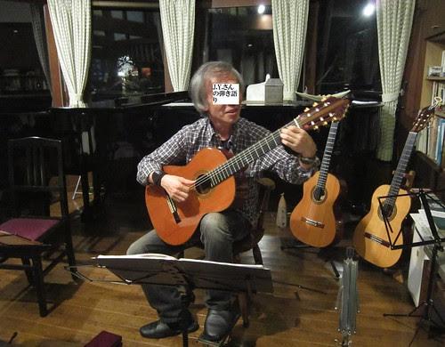 J.Y.さんの弾き語り 2012年5月26日 by Poran111