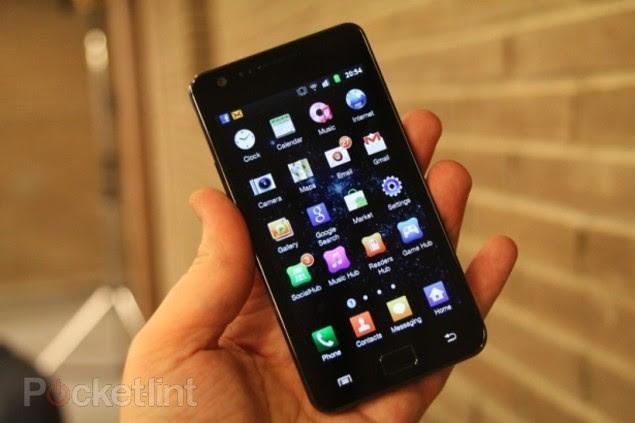 16. Samsung Galaxy S2