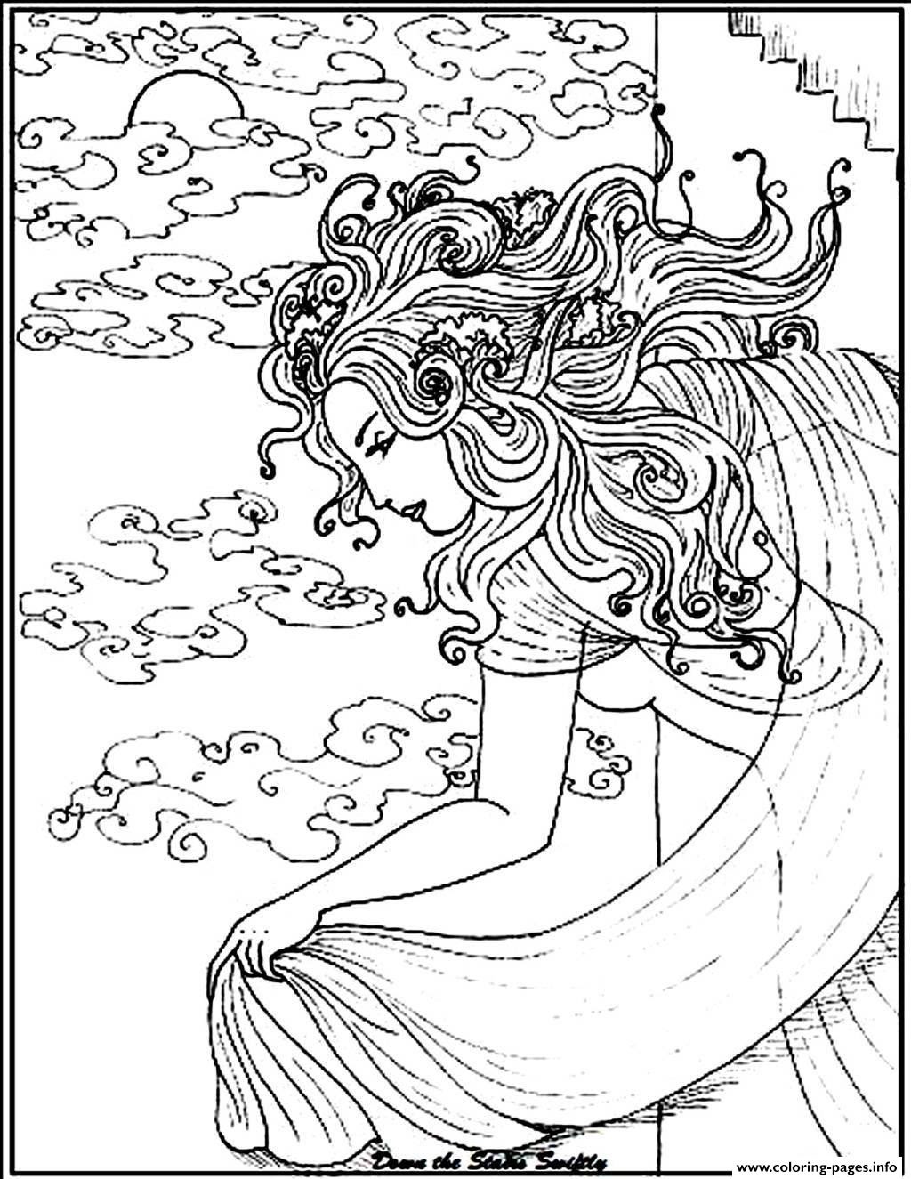 82 Coloring Pages Print Adults Pictures