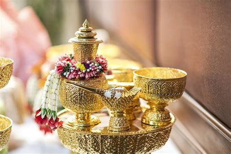 Colourful Tradition: the Thai Wedding Ceremony   Thailand