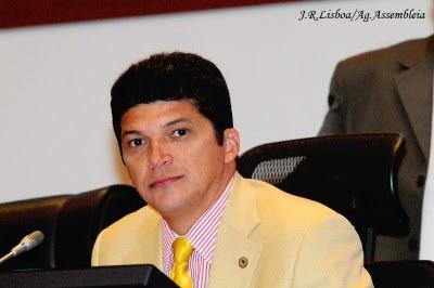 Marcos Caldas de malas prontas para ingressar no PSDB