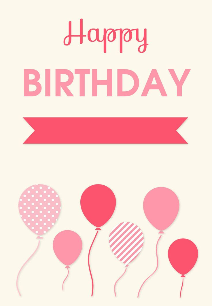 1000+ images about Birthday Cards on Pinterest | Texts, Happy and ...