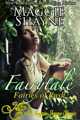 Fairytale (Fairies of Rush) by Maggie Shayne