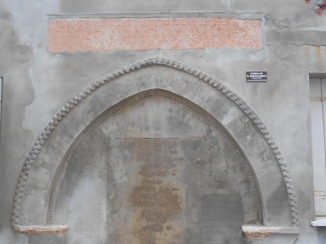 ex chiesa di San Bartolomeno, Fratta Polesine
