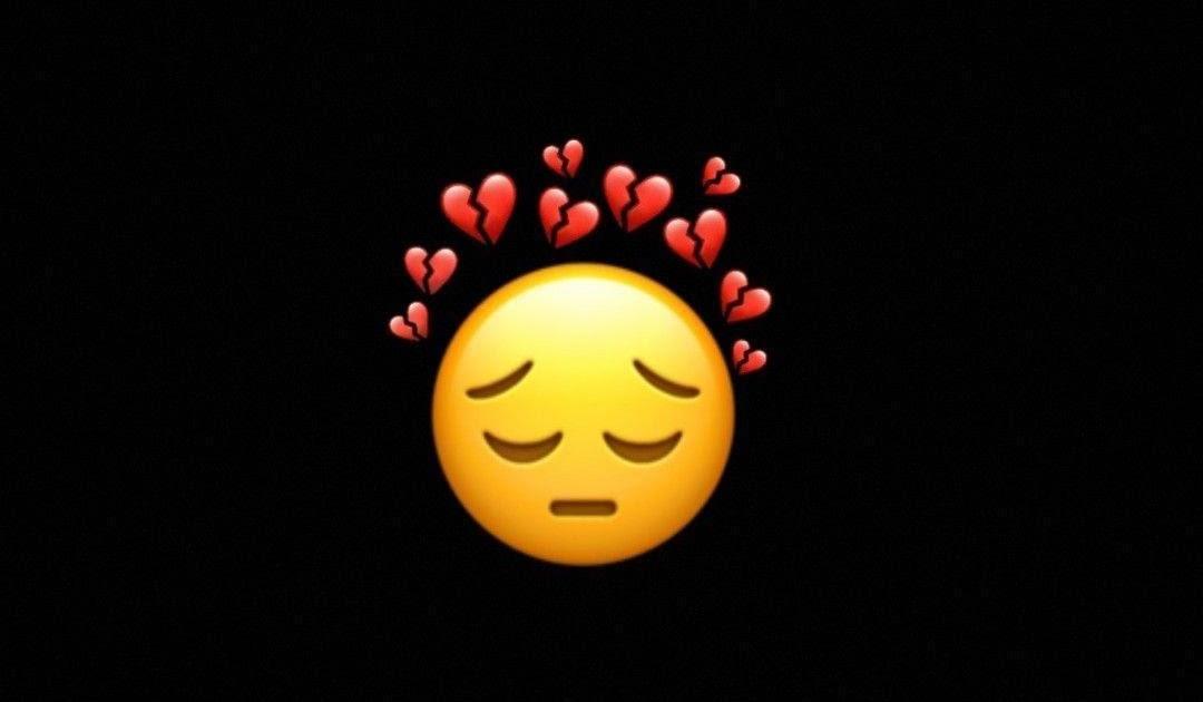 3d Wallpaper Emoji Sad Allwallpaper