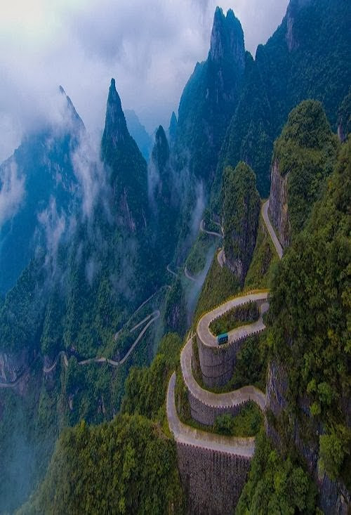 9 Magical Photos of China