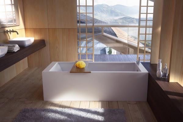 Danelon Meroni- natural japanese look bathroom