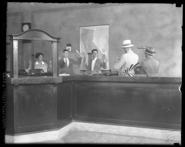 Historical Photos of Los Angeles During the Prohibition Era