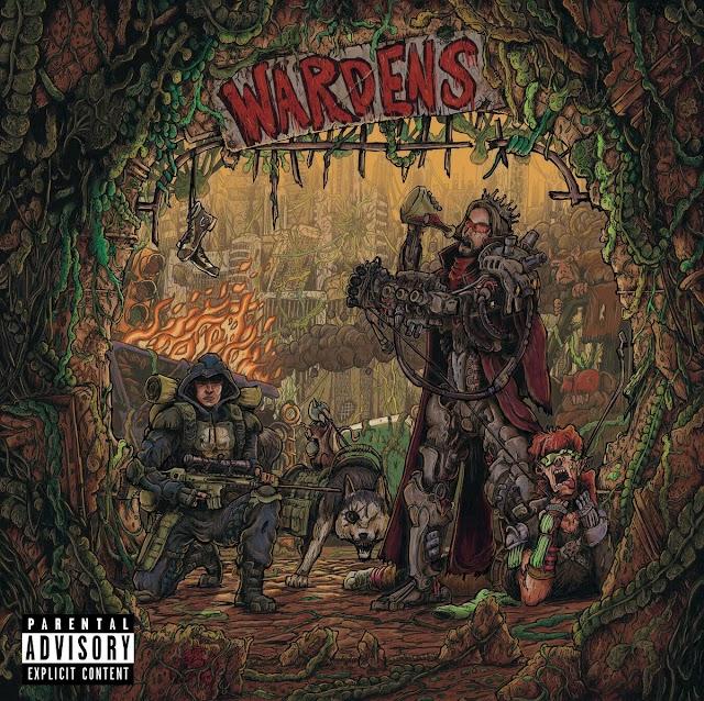 """Deathlab – """"Wardens"""" (Album)"""