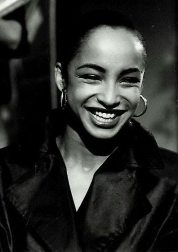 Sade laughing | Tacky Harper's Cryptic Clues