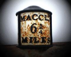 'Spotlight on Macc' by ;-) SHAGGY