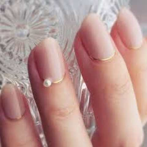 7 NAIL ART WEDDING IDEAS THE LOVE OF YOUR BIG DAY
