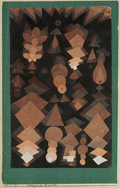 Paul Klee: Hanging Fruits, 1921