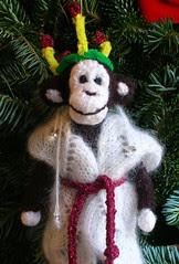 St. Lucia Cheeky Little Monkey
