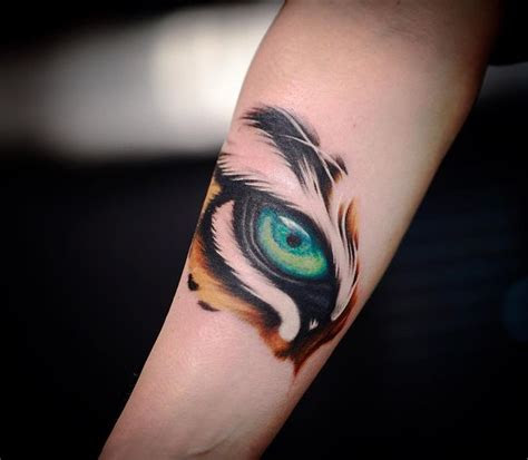 tiger eye tattoos designs  meanings
