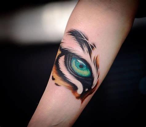 Tiger Tattoo Eyes