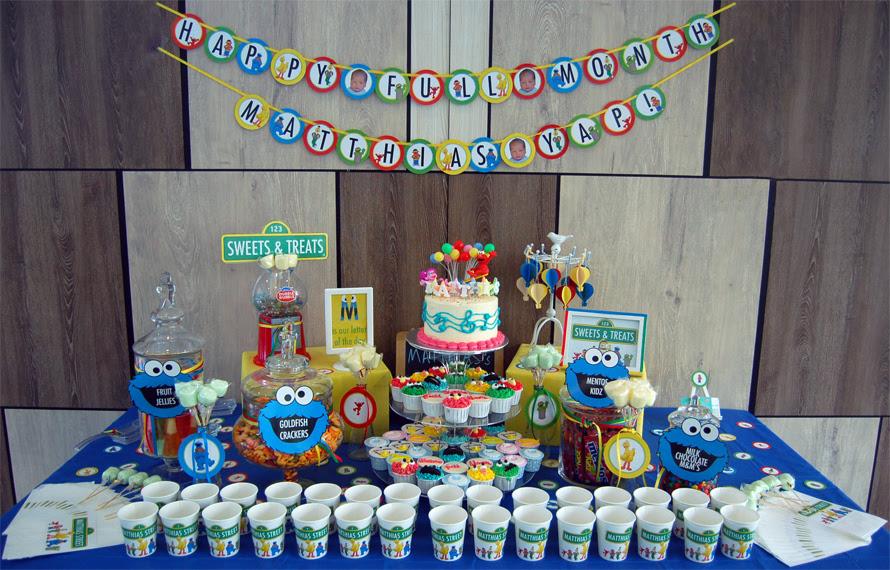 Birthday Candy Buffet Singapore Joandjars Your Candy Company