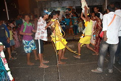 Dancing on the Streets of Mahim by firoze shakir photographerno1