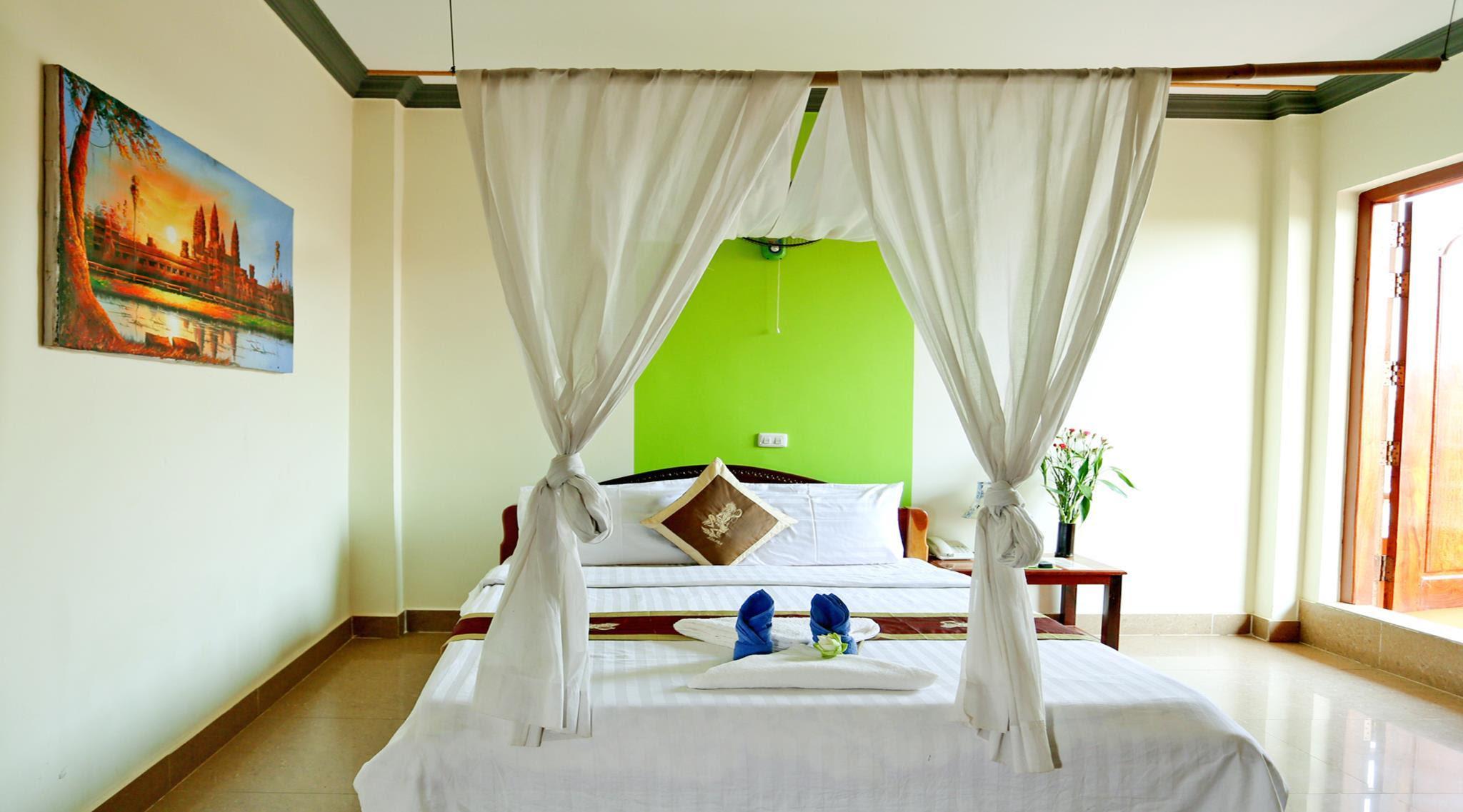 Discount Hang Tep Hotel