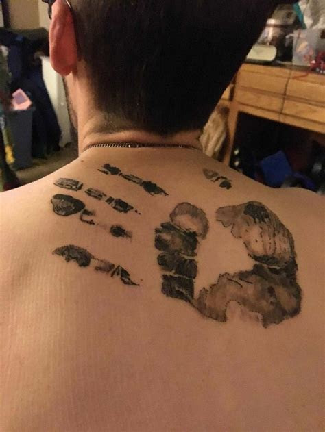 powerful stories tattoos real meaning