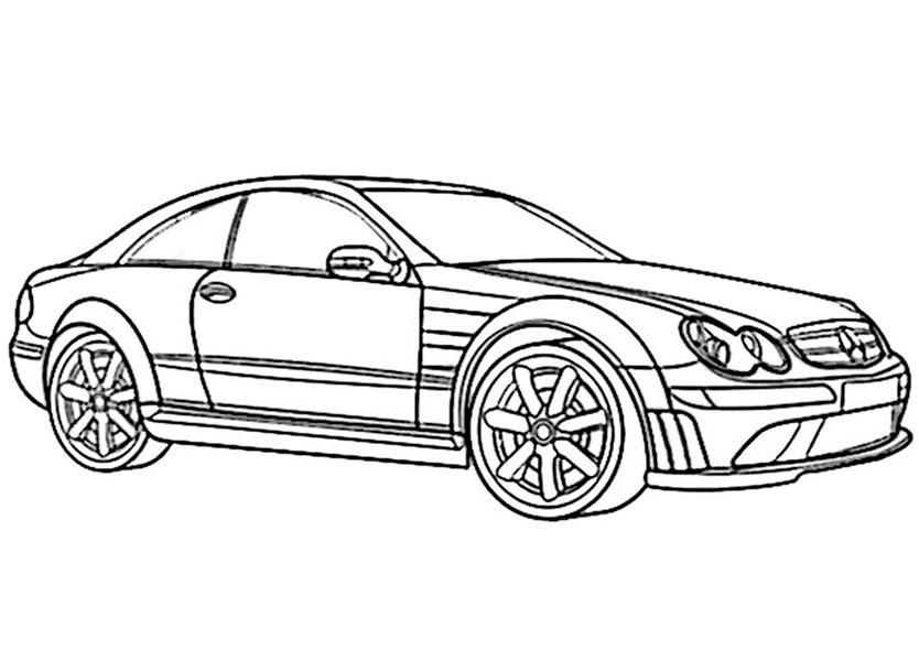 39 autos zum malen  besten bilder von ausmalbilder