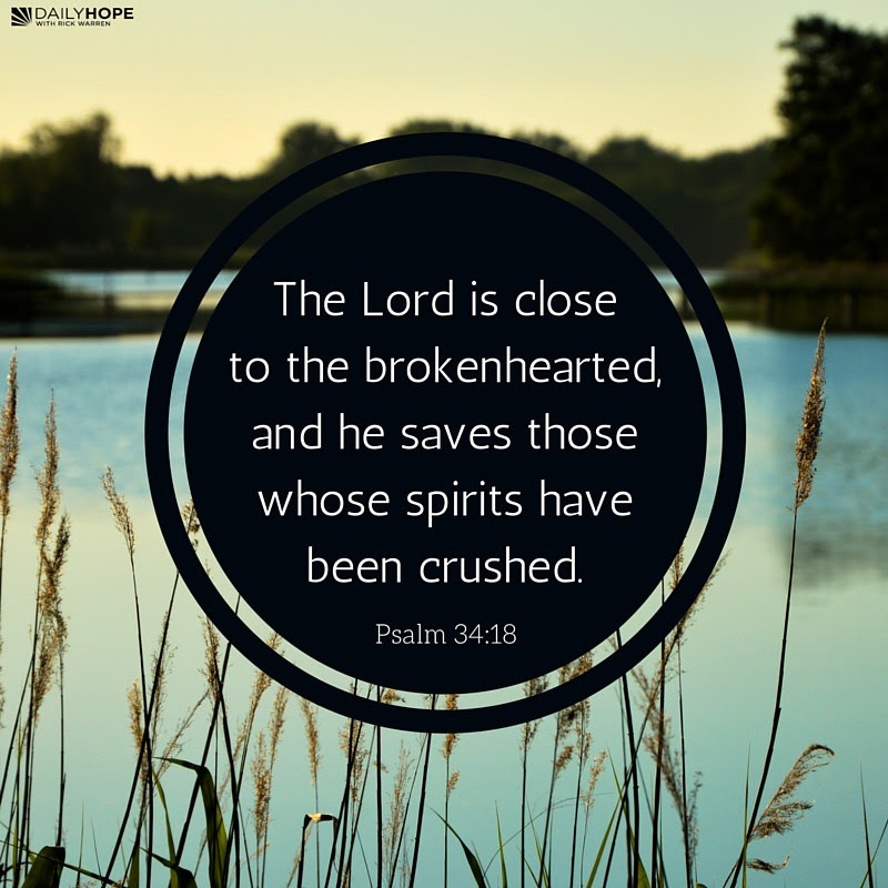 Image result for god is near the brokenhearted