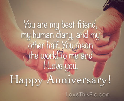 I Love You Happy Anniversary Pictures Photos And Images For