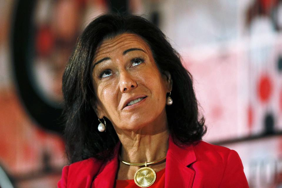 Concerns about Santander's capital levels have dogged the Spanish bank's Executive Chairman Ana Botín.