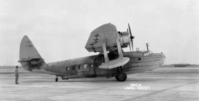 Sikorsky JRS-1 (S-43) in 1945.