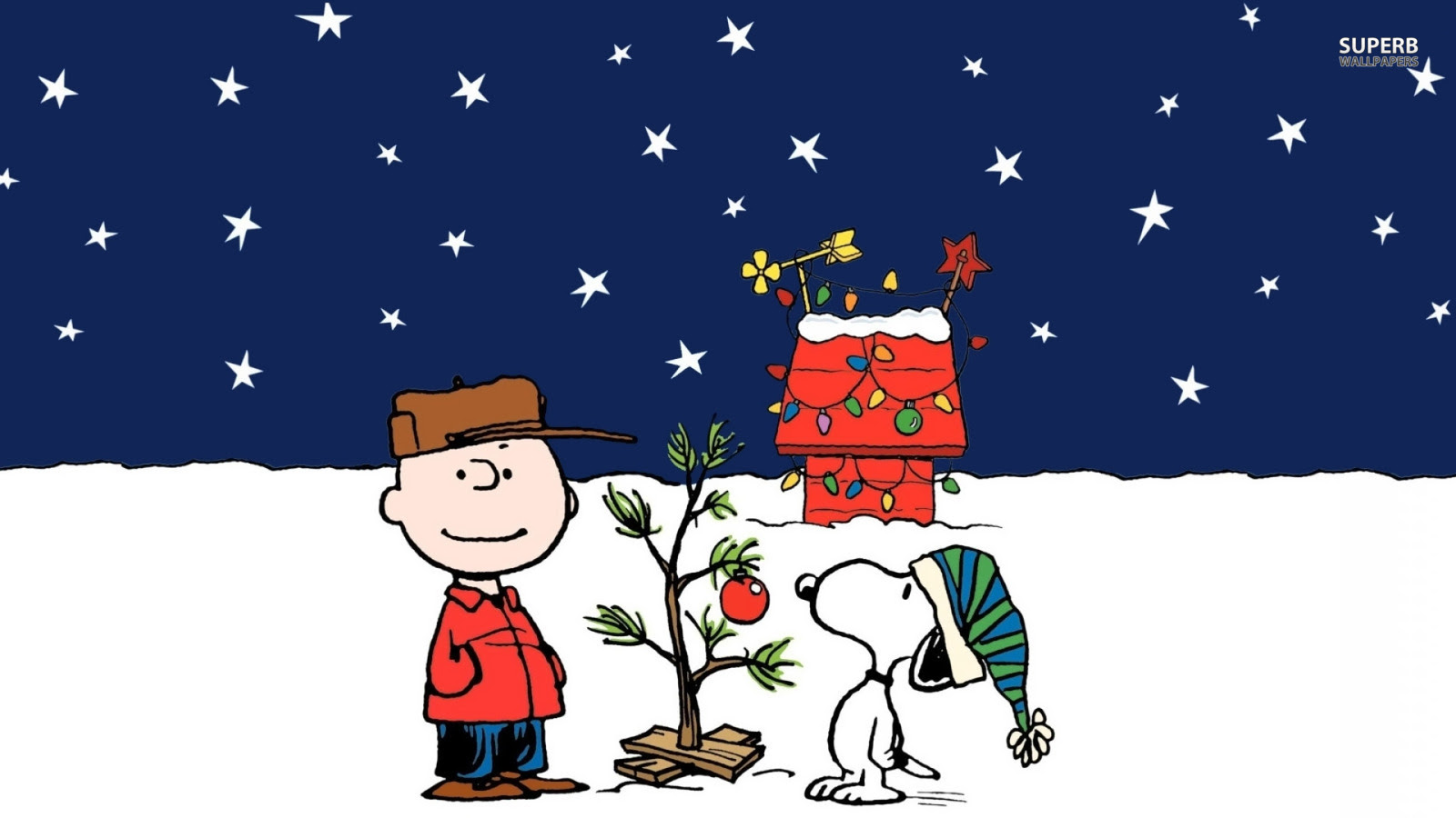 A Charlie Brown Christmas Snoopy Wallpaper 38672259 Fanpop
