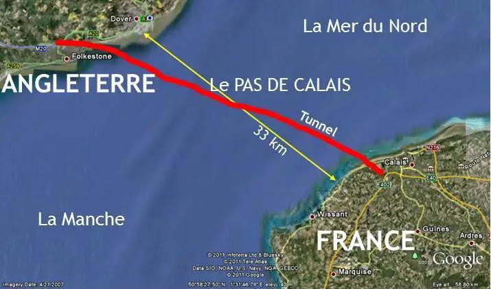 On Vous Dit Presque Tout Sur Le Tunnel Sous La Manche